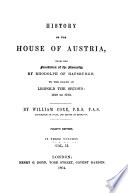 History of the House of Austria     Book PDF
