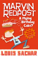 Marvin Redpost: A Flying Birthday Cake?: Book 6 - Rejacketed