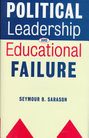 Political Leadership and Educational Failure