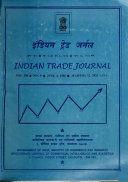 Indian Trade Journal Book PDF