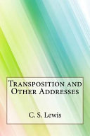 Transposition and Other Addresses
