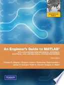 An Engineer's Matlab
