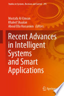 Recent Advances In Intelligent Systems And Smart Applications Book PDF
