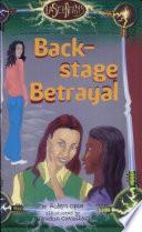 Backstage Betrayal Book