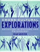 Cross cultural Explorations