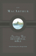 MacArthur Drawing Near Devotional Bible-ESV