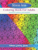 Coloring Book for Adults Geometric Pattern