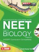 Foundation Course for NEET  Part 3   Biology Class 9