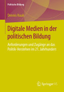 Digitale Medien in der politischen Bildung