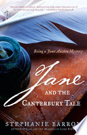 Jane and the Canterbury Tale Stephanie Barron Cover