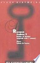 Romania arábica: Narrativa y farsa francesa medieval. Dante y Bocaccio. De Alfonso X el Sabio a Góngora