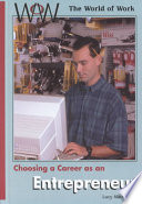 Choosing a Career as an Entrepreneur