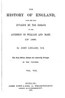 The History of England ebook