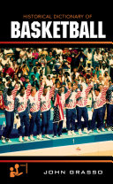 Historical Dictionary of Basketball Pdf/ePub eBook
