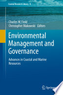 Environmental Management and Governance Book