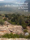 Proceedings of the Danish Institute at Athens ebook
