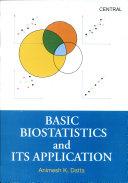 Basic Biostatistics   Its Applications