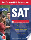 McGraw Hill Education SAT 2020