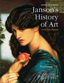 Janson s History of Art  Volume 2 Reissued Edition Book