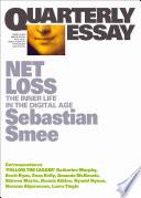 Quarterly Essay 72 Net Loss