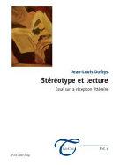 Stéréotype et lecture