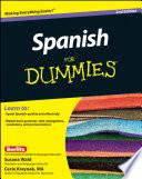 Spanish For Dummies