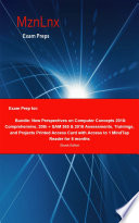 Exam Prep for: Bundle: New Perspectives on Computer Concepts ...