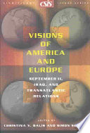 Visions of America and Europe Book
