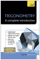 Cover of Trigonometry: A Complete Introduction