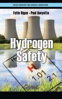 Pdf Hydrogen Safety Telecharger