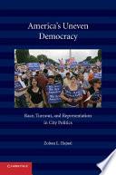 America S Uneven Democracy
