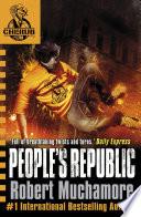 CHERUB: People's Republic  , Bücher 13