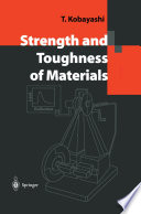 Strength and Toughness of Materials Book PDF