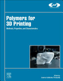 Polymers for 3D Printing Book