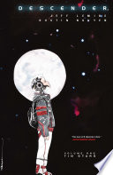 Descender Vol. 1 Jeff Lemire Cover