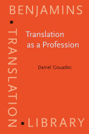 Pdf Translation as a Profession