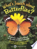 What S Jewish About Butterflies  Book PDF