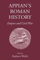 Pdf Appian's Roman History Telecharger