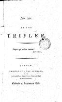 Pdf The Trifler, by Timothy Touchstone