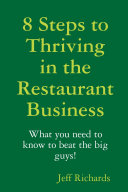 Pdf 8 Steps To Thriving in the Restaurant Businesss