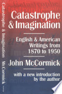 Catastrophe and Imagination Book