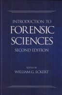 Introduction to Forensic Sciences, Second Edition