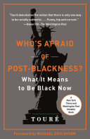 Who's Afraid of Post-Blackness? Pdf/ePub eBook