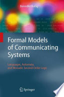Formal Models of Communicating Systems Book