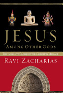 Jesus Among Other Gods Book