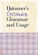 Read Online Hammer's German Grammar and Usage For Free