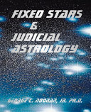 Fixed Stars and Judicial Astrology