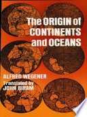 The Origin Of Continents And Oceans PDF