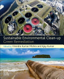 Sustainable Environmental Clean up Book