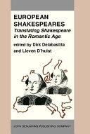 European Shakespeares